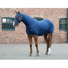 Weatherbeeta Stretch Rug (Navy)