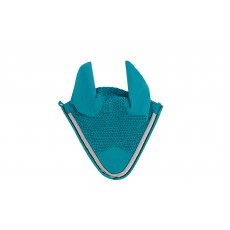 Saxon Coordinate Ear Cover (Teal/Black/White)