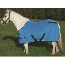 Mark Todd Pony Fleece Rug (Ocean)