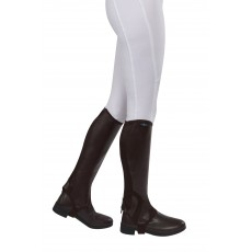 Saxon Syntovia Half Chaps (Brown)