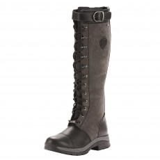 Ariat (Ex-Display) Women's Berwick GTX Insulated Country Boots (Black) (Size 4)