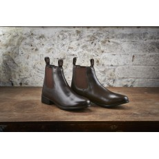 Dublin Adult's Foundation Jodhpur Boots (Brown)