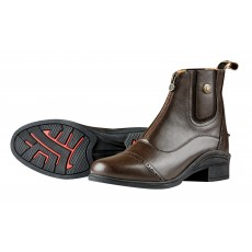 Dublin Adult's Rapture Zip Paddock Boots (Brown)