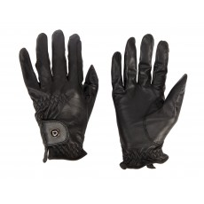 Dublin Adults Show Riding Gloves (Black)