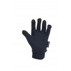 Dublin Adult's Thinsulate Winter Track Riding Gloves (Navy)