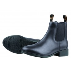 Dublin Child's Foundation Jodhpur Boots (Black)