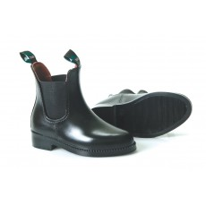 Dublin Child's Universal Jodhpur Boots (Black)