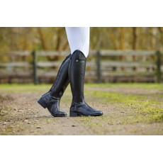 Dublin Ladies Arderin Tall Dress Boots (Black)