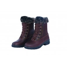 Dublin Ladies Bourne Boot (Red Brown)