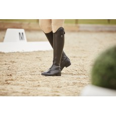 Dublin Ladies Holywell Tall Field Boots (Black)