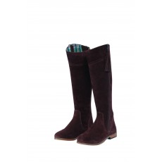 Dublin Ladies Kalmar SD Tall Boots (Chocolate)