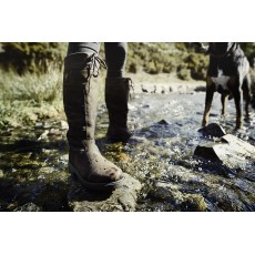 Dublin Ladies Kennet Boots (Chocolate)