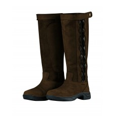 Dublin Ladies Pinnacle Boots II (Chocolate)