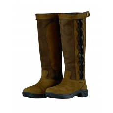 Dublin Ladies Pinnacle Boots II (Dark Brown)