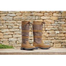Dublin Ladies River Boots III (Dark Brown)
