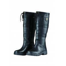 Dublin Ladies River Grain Boots (Black)