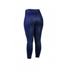 Dublin Ladies Performance Compression Tight (Navy)