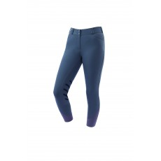 Dublin Ladies Prime Gel Knee Patch Breeches (Charcoal)