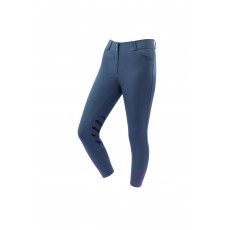 Dublin Ladies Pro Form Gel Knee Patch Breeches (Charcoal)