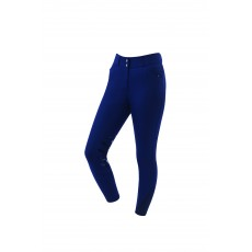 Dublin Ladies Pro Form Gel Knee Patch Breeches (Navy)
