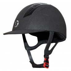 Gatehouse (Ex Display) Chelsea Air Flow Pro Riding Hat (Suedette Black)