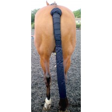 Mark Todd Tail Guard with Bag (Navy)