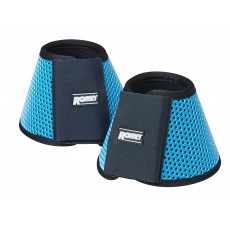 Roma Air Flow Shock Absorber Bell Boots (Blue)