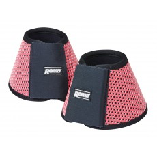 Roma Air Flow Shock Absorber Bell Boots (Pink)