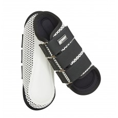 Roma Air Flow Shock Absorber Splint Boots (White)
