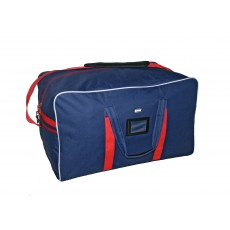 Roma Cruise Holdall Bag (Navy/Red/White)