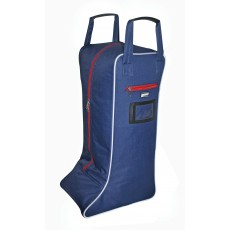 Roma Cruise Tall Boot Bag (Navy/Red/White)