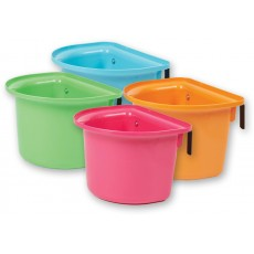 Roma Plastic Feed Bin (Hot Pink)
