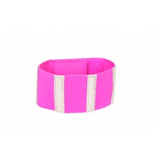 Roma Reflective Bands 2 Pack (Pink)
