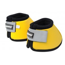 Roma Reflective Non-Twist Bell Boots (Yellow)