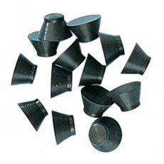 Roma Rubber Stud Hole Stopper 20 Pack