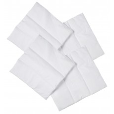 Roma Tactile Leg Wraps (White)