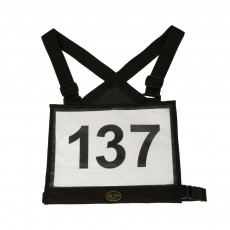 Mark Todd Competition Bib (Black)