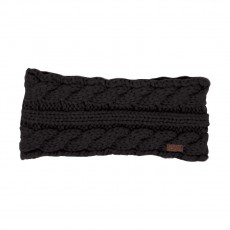 HyFASHION Valmorel Knitted Headband (Chocolate)