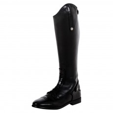 Mark Todd (Clearance) Adults Long Leather Competition Field Boot (Black)