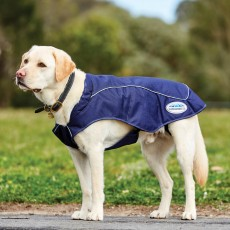 Weatherbeeta 1200D Exercise Dog Coat (Navy)