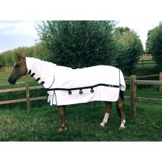 Mark Todd Pro Sweet Itch Combo Rug White