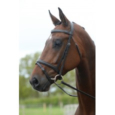 Kincade Flash Bridle (Brown)