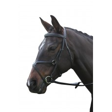 Kincade Grackle Bridle (Black)