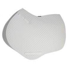 HyWITHER Competition Close Contact Saddle Pad (White)