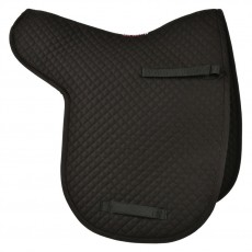 HyWITHER Competition Dressage Numnah (Black)