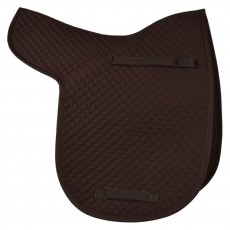 HyWITHER Competition Dressage Numnah (Brown)