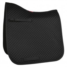 HyWITHER Competition Dressage Saddle Pad (Black)