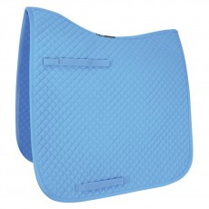 HyWITHER Competition Dressage Saddle Pad (Brilliant Blue)