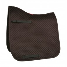 HyWITHER Competition Dressage Saddle Pad (Brown)