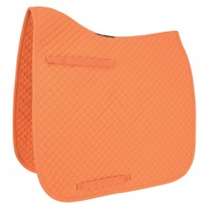 HyWITHER Competition Dressage Saddle Pad (Burnt Orange)